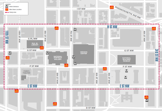 Downtown Dc Neighborhoods See Changes To Metered Parking