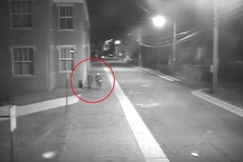 Surveillance video released in Va. Confederate statue vandalism case