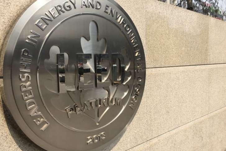 Dc Named First Leed Platinum City In The World Wtop
