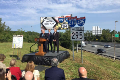 Hogan proposes $9B plan to add new lanes to Beltway, 270 and BW Parkway