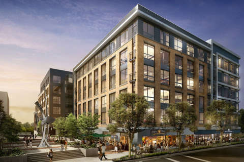Downtown Silver Spring gets more luxury rentals