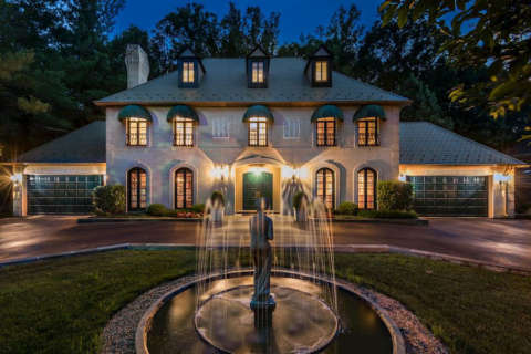 Bethesda home of 'Exorcist' author on the market for $3.2M