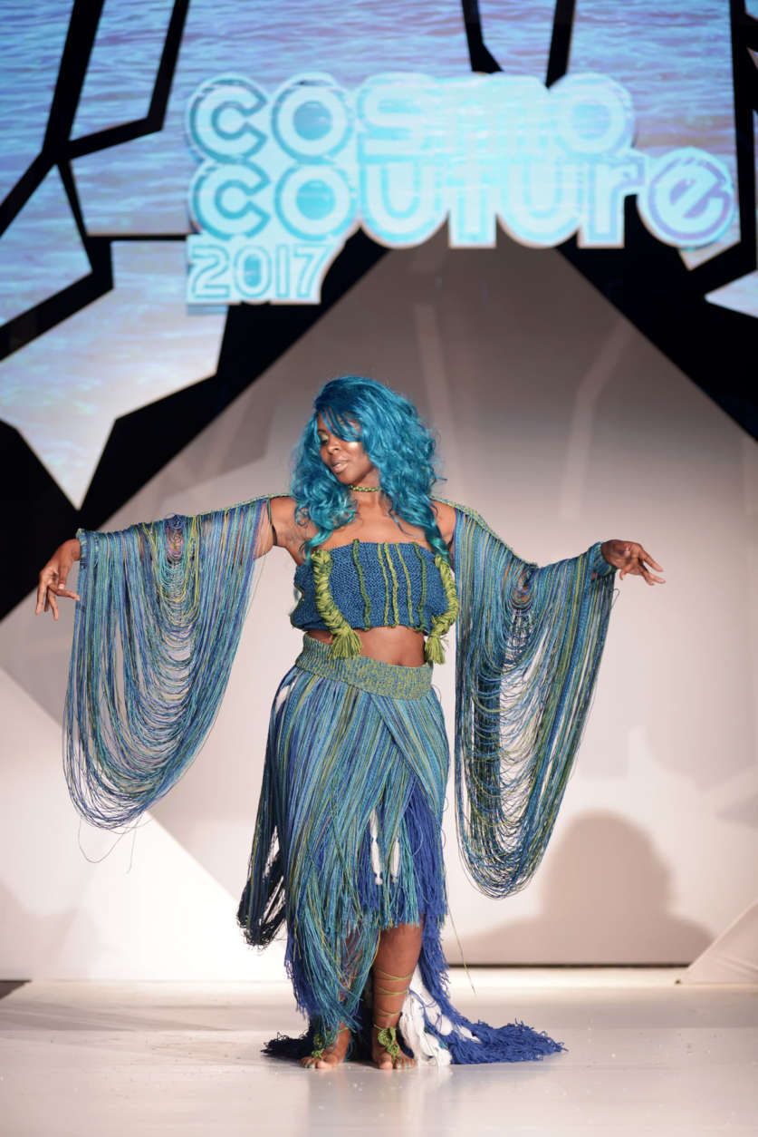 Photo from the 8th annual Cosmo Couture. (Courtesy Shannon Finney)