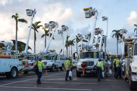 Irma's aftermath: Dominion Energy crews help Florida restore power