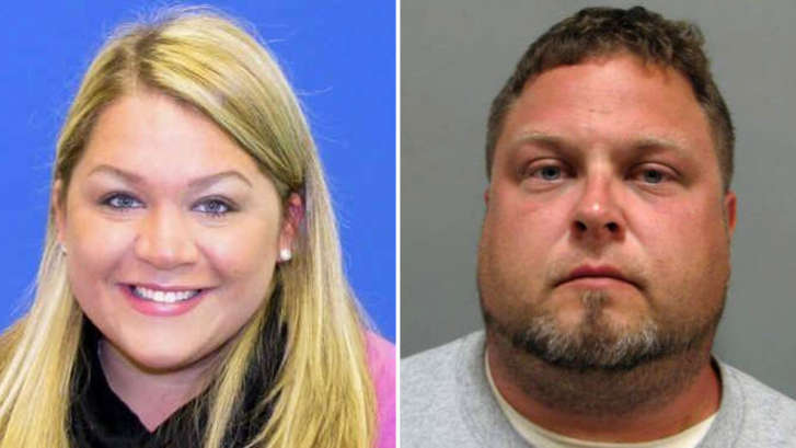 Pregnant Maryland teacher murdered after reaching out to boyfriend's 'secret fiancee'?