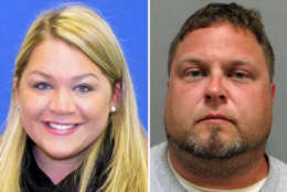Laura Wallen was pregnant when she was killed in September 2017. Tyler Tessier is charged with her murder. (Courtesy Montgomery County Police)