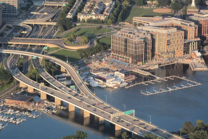 The Wharf To Bring Water Taxis Cobblestones And Congestion To Sw Dc