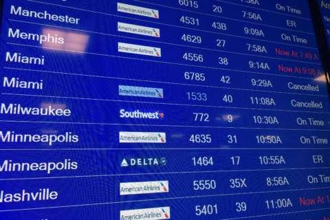 Turbulence hits air travel: Hurricane Irma's local impact