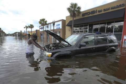 Horrific hurricanes create pitfalls for car buyers