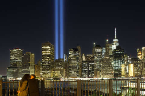 Remembering Sept. 11 — 16 years later