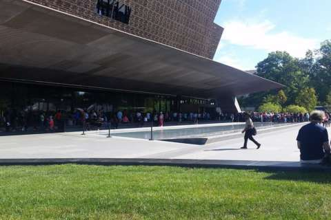 African-American history museum to offer 'walk-up Wednesdays' in April