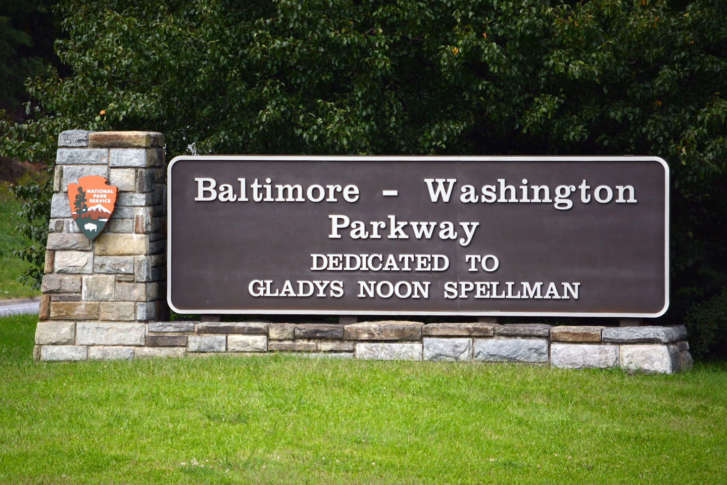This Is A WTOP File Photo Of The BW Parkway Or Baltimore Washington  Parkway. (WTOP/Dave Dildine)