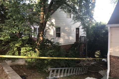 'More and more unusual': Tunnels, wiring, chemicals found at Bethesda house fire site