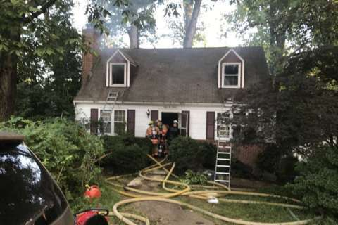 Victim's cause of death released in 'unusual' Bethesda house fire; police still investigating