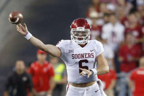 College Football Corner: Red Alert in Columbus with a Sooner statement
