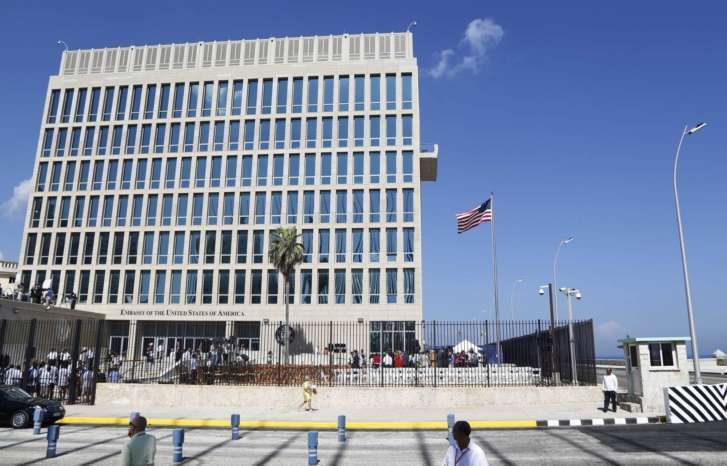 Closure of USA  embassy in Cuba