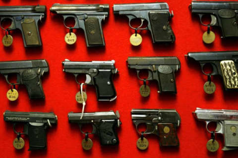 DC appeals court won't revisit ruling blocking gun law