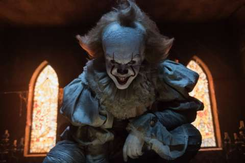 Clowns aren't laughing about 'It'