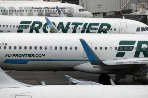 Frontier comes to BWI Marshall, capping airport's busy year