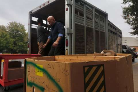 Local farmer is Texas-bound to provide food, other aid to hurricane survivors