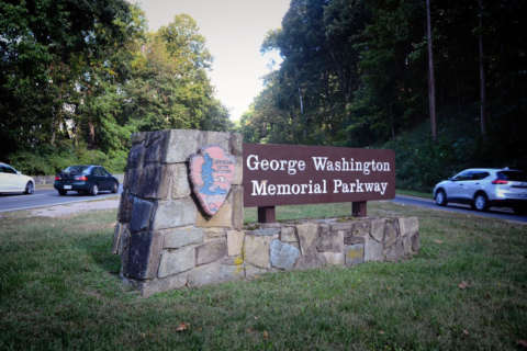 Nightly road repairs start on George Washington, Clara Barton parkways