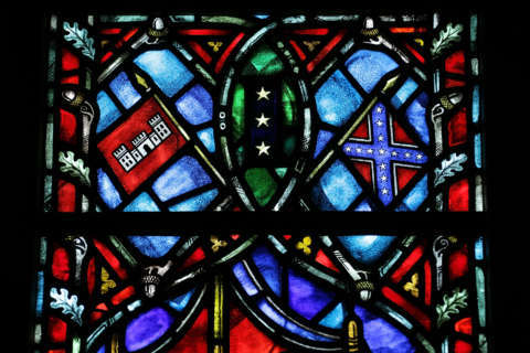 National Cathedral to remove windows honoring Confederate leaders