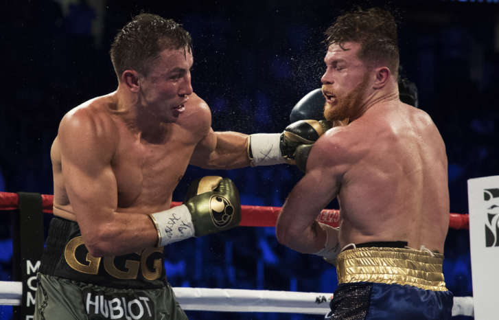 Canelo-GGG: Boxing judge punished for her controversial scorecard