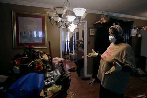 Black, white, rich, poor: Storm Harvey didn't discriminate