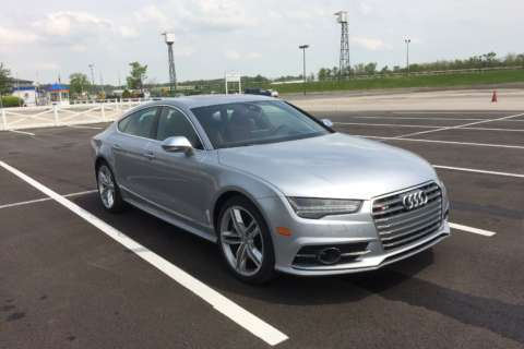 Car Review: 2017 Audi S7 mixes performance, utility in handsome luxury hatchback