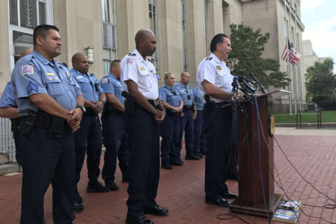 DC police team is going to Puerto Rico for hurricane relief