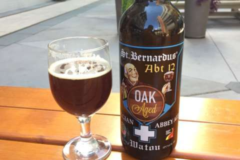 Beer of the Week: St. Bernardus Abt 12 Oak Aged Quadrupel