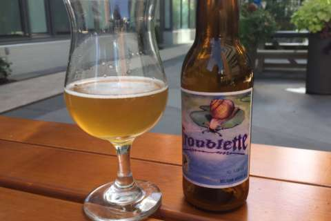 Beer of the Week: Brasserie Caracole Troublette Wheat Ale