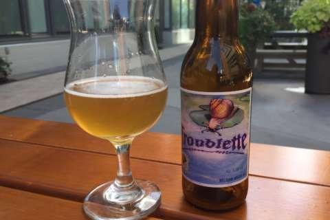 Beer of the Week: Brasserie Caracole Troublette Wheat Ale