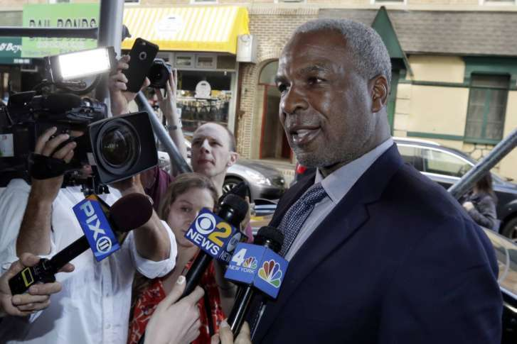 Charles Oakley to file civil suit stemming from MSG incident