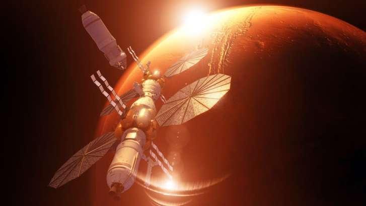 Lockheed Martin rolls out Mars lander concept