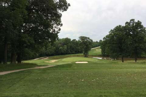 Playing Through: University of Maryland Golf Course