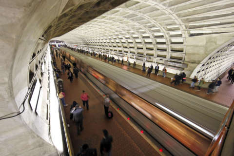 Metro announces more Red Line water work; some buses pulled from service