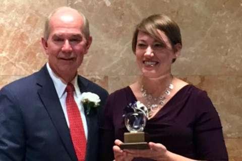 Wakefield High School teacher named Va. Teacher of the Year