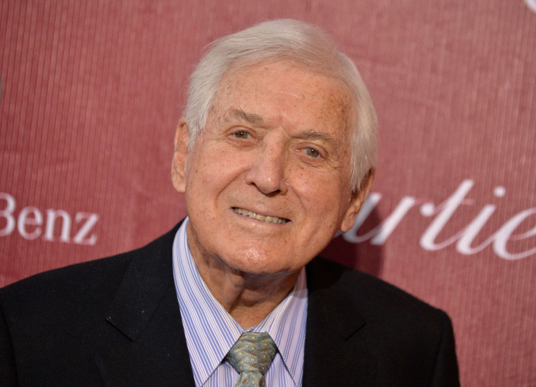 Monty Hall, co-creator and host of 'Let's Make a Deal' died on Sept. 30. He was 96.  Monty Hall arrives at the Palm Springs International Film Festival Awards Gala at the Palm Springs Convention Center on Saturday, Jan. 4, 2014, in Palm Springs, Calif. (Photo by Jordan Strauss/Invision/AP)