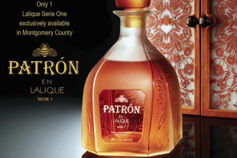 Montgomery County wants to sell you a $6,800 bottle of tequila