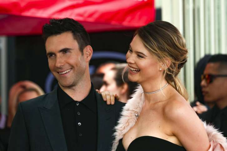 Baby No. 2 on way for Adam Levine and wife Behati Prinsloo ...