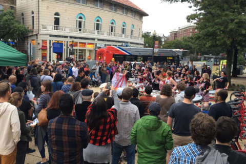 Is that a band on your porch? Adams Morgan PorchFest returns