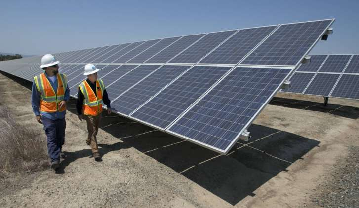 Trade Commission Says Cheap China Imports Hurt US Solar Firms