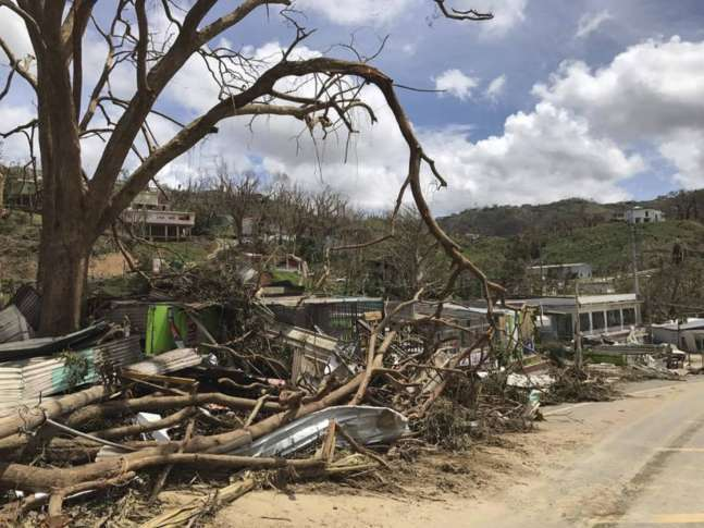 East Tennesseans struggle to reach family in Puerto Rico