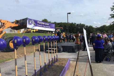 Berliner: 'Not wild' about Purple Line project rollout