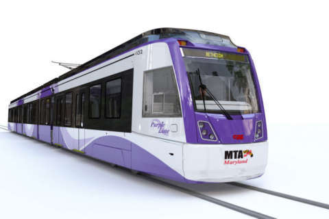 Purple Line to open in stages, first in Prince George's Co.