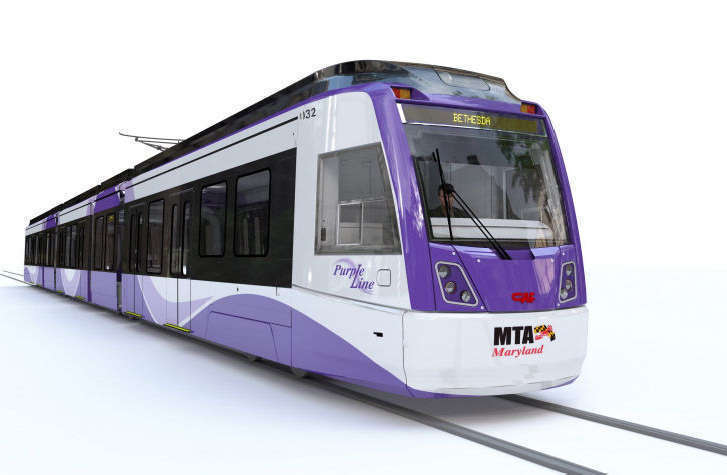 Montgomery Co Lawmakers Purple Line Construction Will Be Nightmare