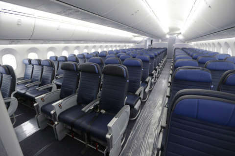 Cramped airline seats can be uncomfortable and dangerous