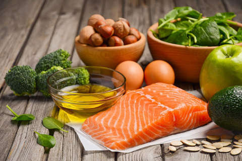 Healthy eating more important than vitamins, supplements and powders