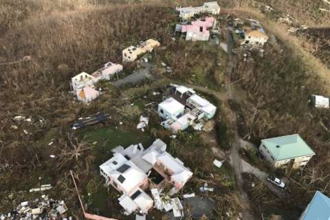 Md. National Guard troops to help in US Virgin Islands for hurricane relief
